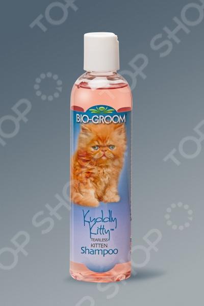Шампунь для котят Bio-Groom Kuddly Kitty шампуни для животных doctor vic шампунь кондиционер с кератином и провитамином b5 для котят