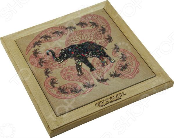 Подставка под горячее Gift'n'home «Слон» подставка п горячее gift