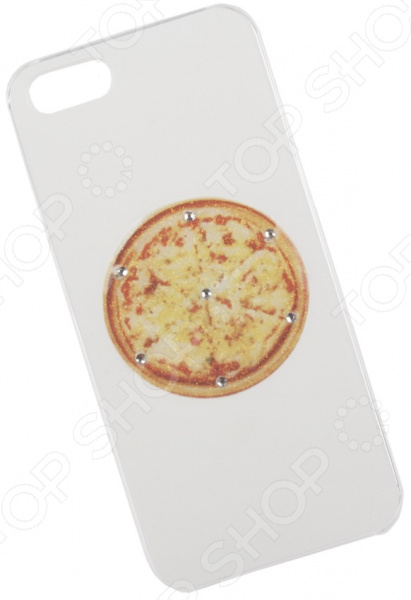 Чехол для iPhone 5/5S/SE Macuus «Пицца»