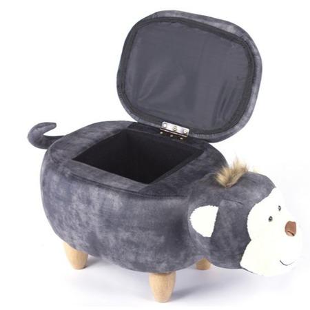 Купить Пуфик с отсеком для мелочей Bradex «Мартышка»