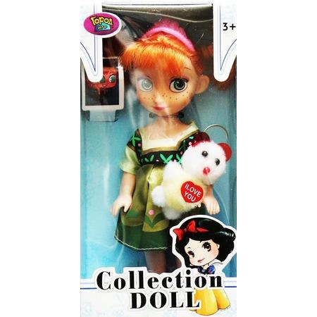 Купить Кукла Город игр «Анна»