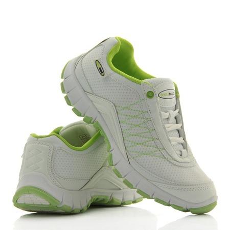 Купить Кроссовки Walkmaxx Running Shoes. Цвет: бело-зеленый