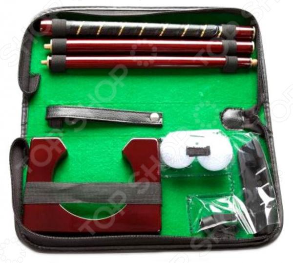 Набор для игры в гольф Partida в тканевом кейсе фольксваген гольф 1994г в питере