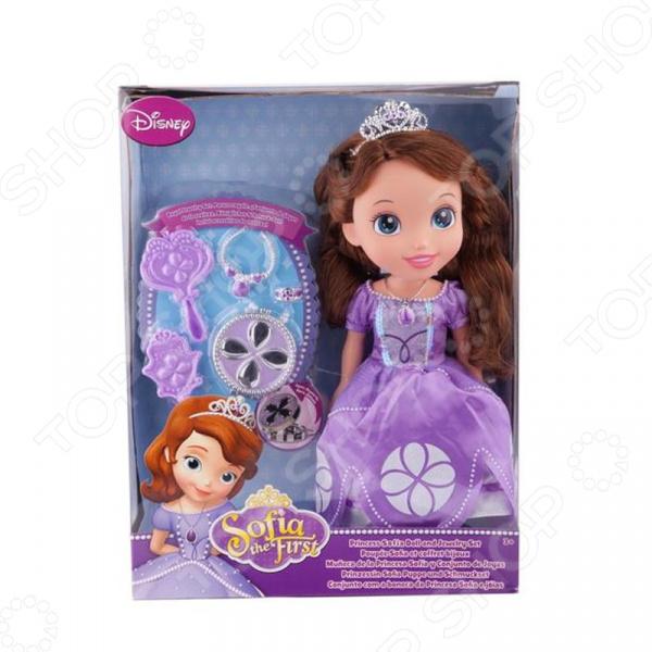 Кукла с аксессуарами Disney Princess «Малышка София» 931210