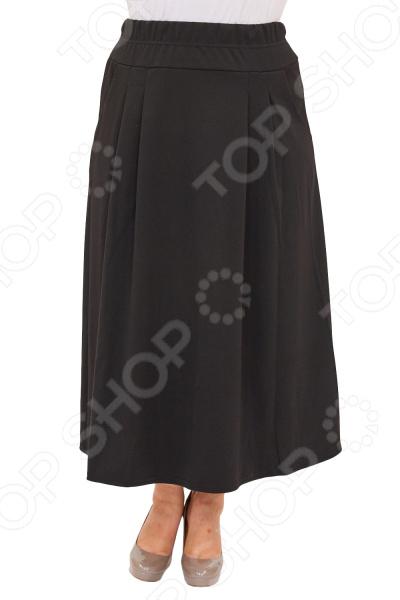 Юбка Матекс «Луина». Цвет: черный