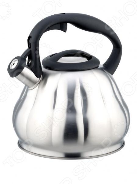 Чайник со свистком Eurostek ESK-3062 чайник eurostek со свистком 3 л esk 3060