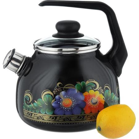 Купить Чайник со свистком Северсталь «Вологда»