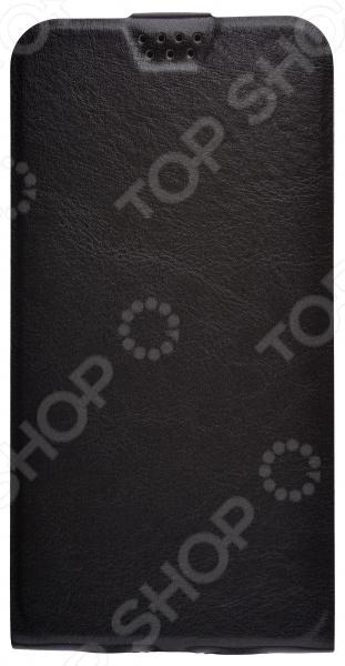 Чехол-флип skinBOX LeEco Le Max2 leather case flip cover for letv leeco le 2 le 2 pro black