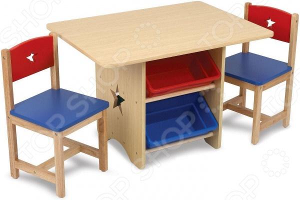 Набор мебели детский KidKraft «Звезда» 1