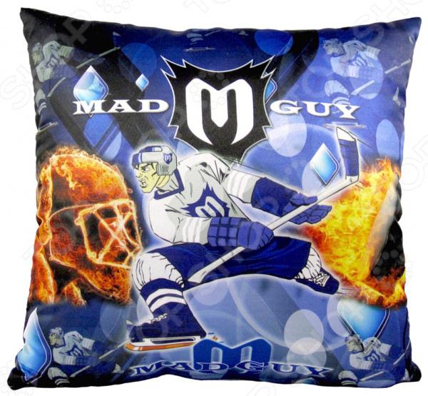 Подушка декоративная Gift'n'Home «Хоккейный фанат»