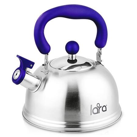 Купить Чайник со свистком LARA LR00-61