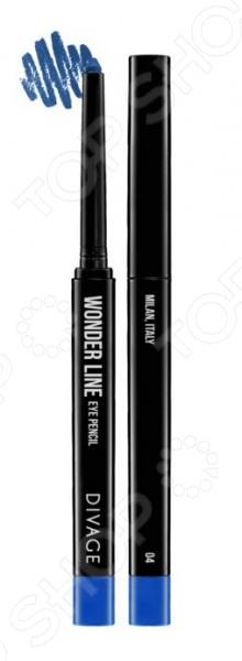 Карандаш автоматический для глаз DIVAGE Wonder Line Карандаш автоматический для глаз DIVAGE DV010464 /04