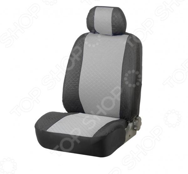 Комплект чехлов на сиденья автомобиля TORSO AV-8 Premium