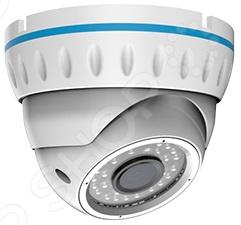 IP-камера купольная уличная Rexant 45-0252 камера видеонаблюдения купольная уличная rexant 45 0134