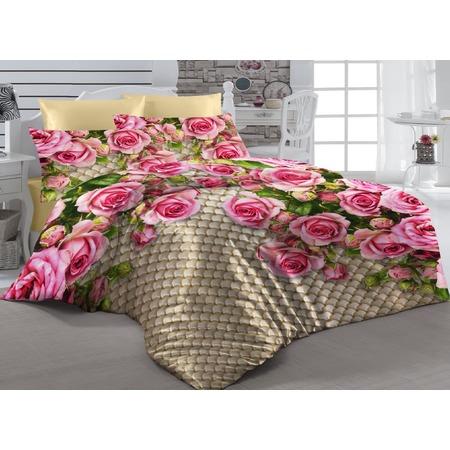Купить Комплект постельного белья ТамиТекс «Розовый сад»