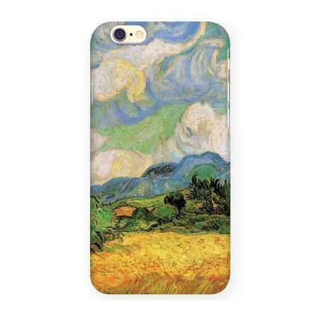Купить Чехол для iPhone 6 Mitya Veselkov «Ван Гог: Пшеничное Поле»