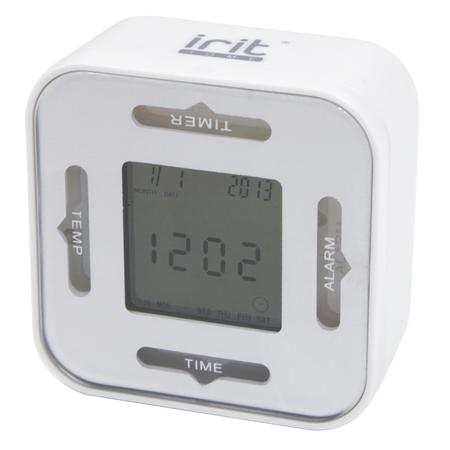 Купить Часы-будильник «4 в 1»