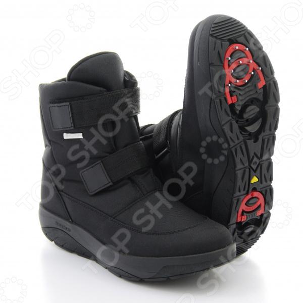 Ботинки зимние антискользящие мужские Walkmaxx Fit