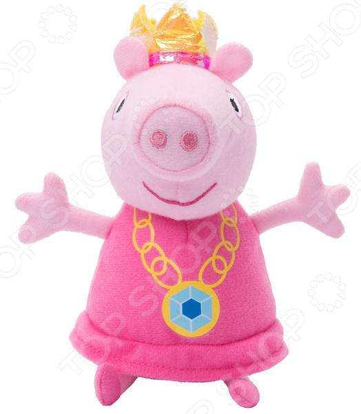 Мягкая игрушка Peppa Pig «Пеппа-принцесса»
