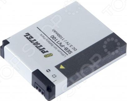 Аккумулятор для камеры Pitatel SEB-PV1100 для GoPro HD Hero 2, 1100mAh