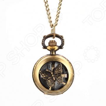 Кулон-часы Mitya Veselkov «Медальон-мотылек» унитаз компакт с горизонтальным выпуском top mito top 011 mito top