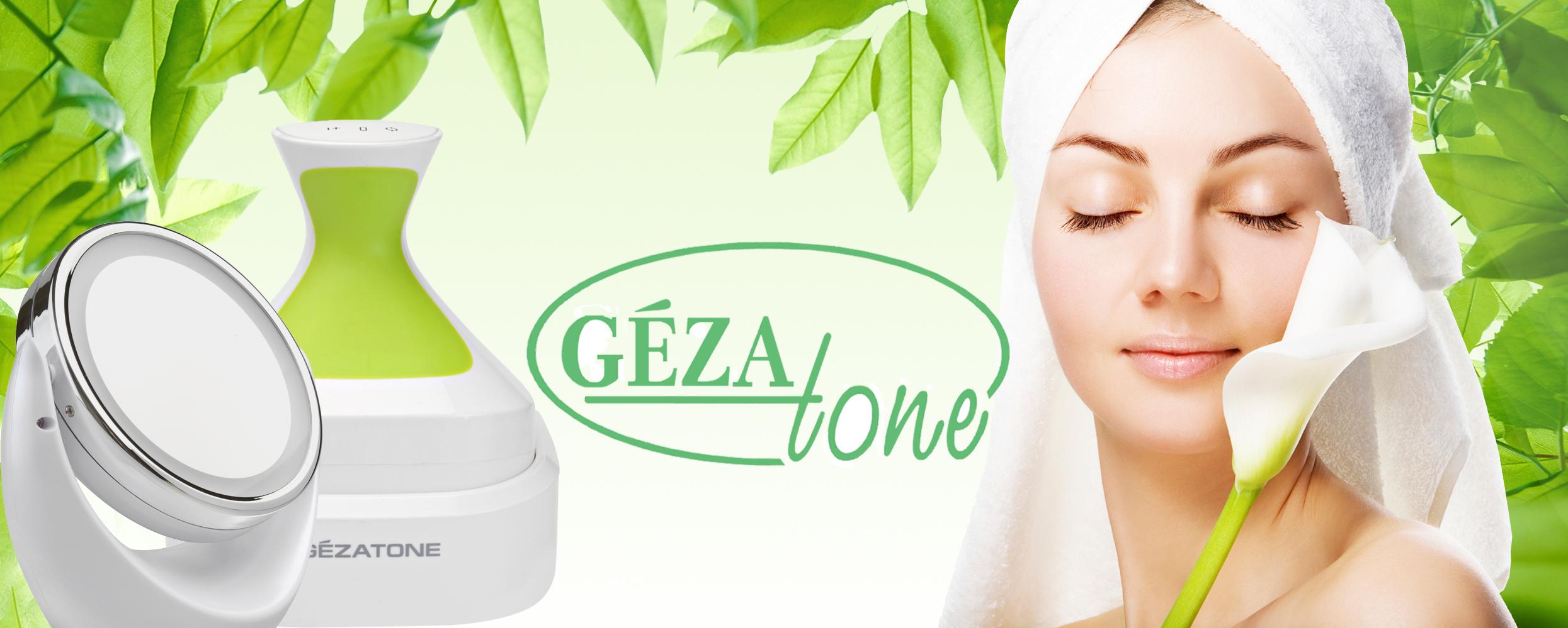 Сауна паровая для лица Gezatone 105S 3