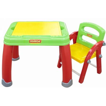 Купить Набор мебели детский POLESIE «Набор дошкольника №2»