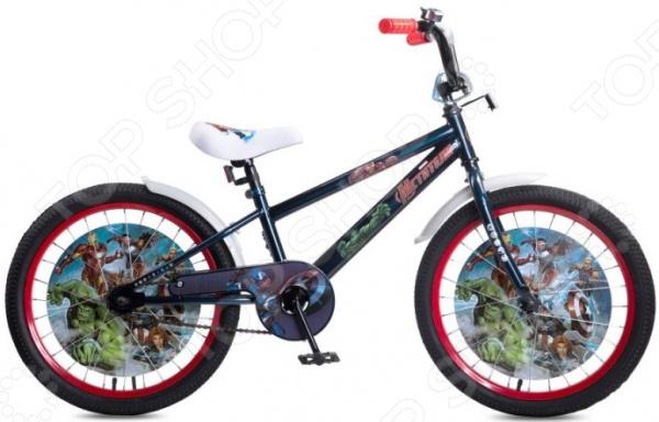 Велосипед детский MARVEL «Мстители» 20