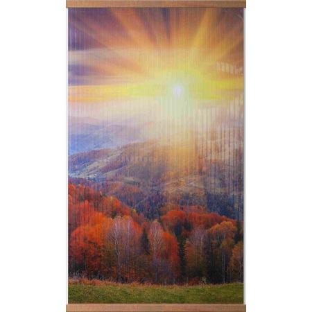 Купить Обогреватель настенный Домашний очаг «Осенний лес»