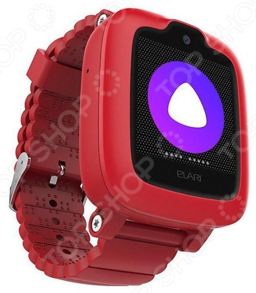 Смарт-часы детские Elari KidPhone 3G цена и фото