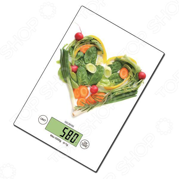 Весы кухонные Gelberk GL-261 весы кухонные gelberk gl 253