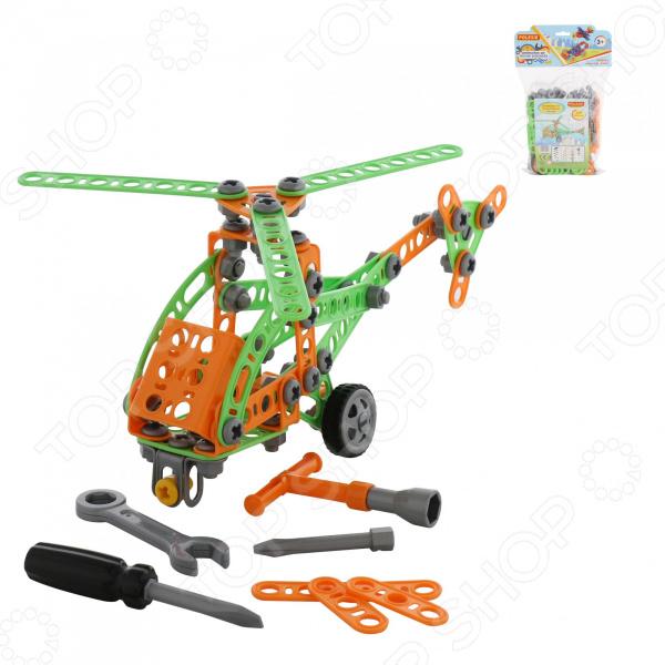 Конструктор игровой POLESIE «Изобретатель. Вертолёт №1»