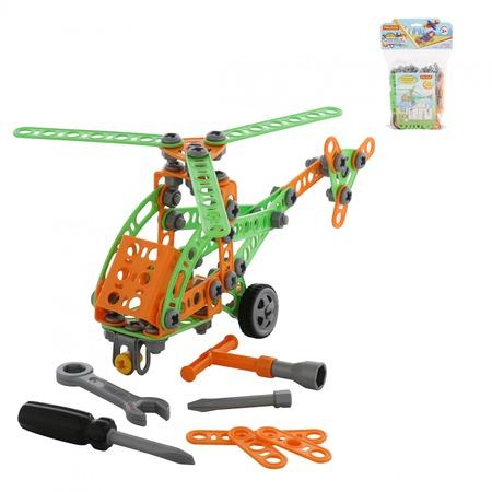 Купить Конструктор игровой POLESIE «Изобретатель. Вертолёт №1»
