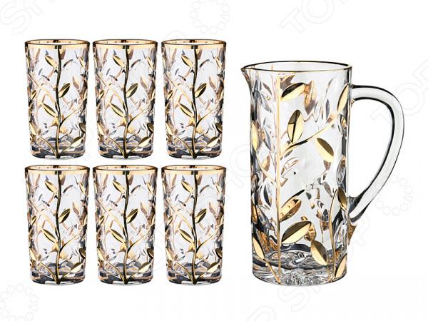 Набор: кувшин и стаканы Same «Лаурус» 103-335