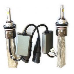 Комплект автоламп светодиодных Recarver RECTFLEDH11-6-2canbus