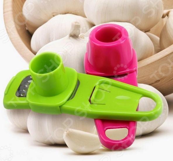 Терка для чеснока Garlic Mixer. В ассортименте