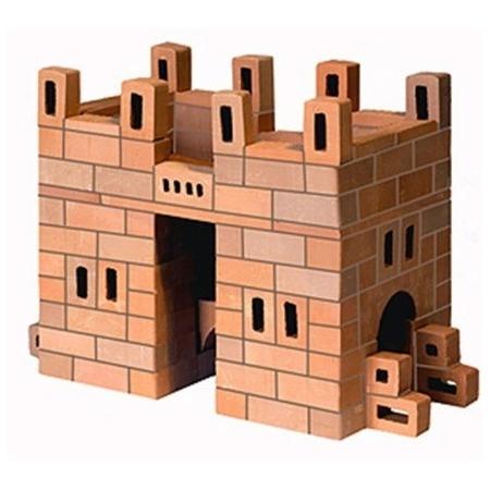 Купить Конструктор из глины Brick Master «Арка»