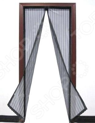 Сетка магнитная для дверей от насекомых «Маскитофф» 1