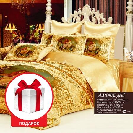 Купить Комплект постельного белья «Аморе»