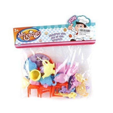 Купить Набор мебели и посуды игрушечный Shantou Gepai ZH333-5