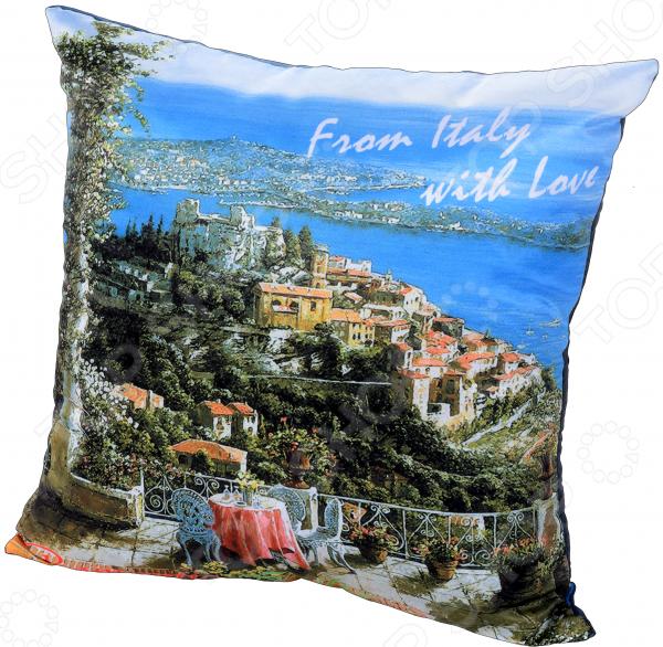 Подушка декоративная Gift'n'Home «Романтическая Италия»