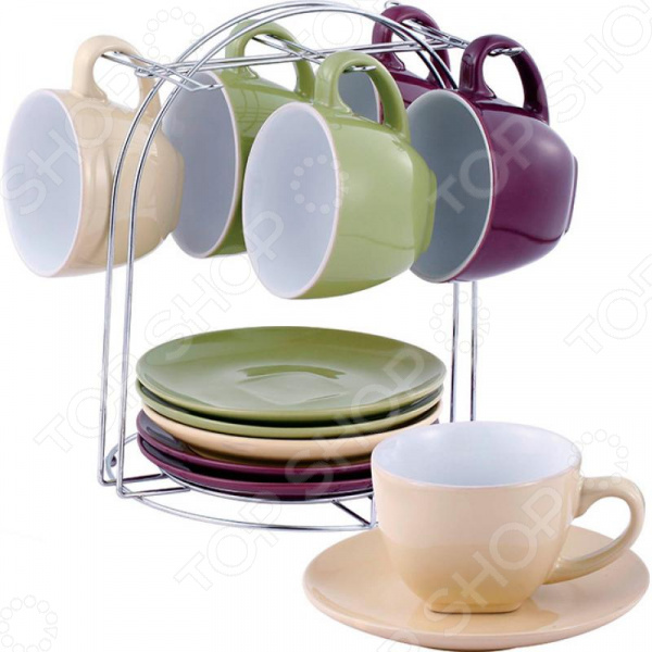 Чайный набор Wellberg WB-23501 Kaleidoscope