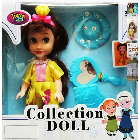 Купить Кукла Город игр «Софья» GI-6165