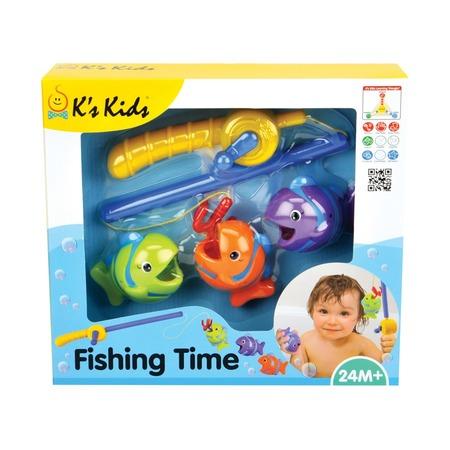 Купить Игрушка для ванны K'S Kids «Время рыбалки»