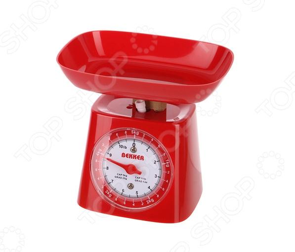 Весы кухонные Bekker BK-9108. В ассортименте кухонные весы redmond rs 736 полоски