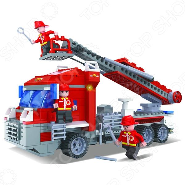 Конструктор игровой 1 Toy «Спасатели. Пожарная машина» Конструктор игровой 1 Toy «Спасатели. Пожарная машина» /