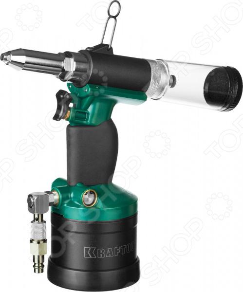 Заклепочник пневматический Kraftool Vacuum-Lock 31188 Заклепочник пневматический Kraftool Vacuum-Lock 31188 /