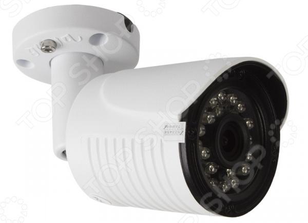 IP-камера уличная цилиндрическая Rexant 45-0371 rexant 45 0257 white камера видеонаблюдения