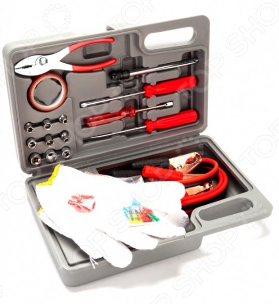 Набор инструментов автомобильных Bradex «Попутчик» набор автомобильных предохранителей avs мини 5а 100 шт