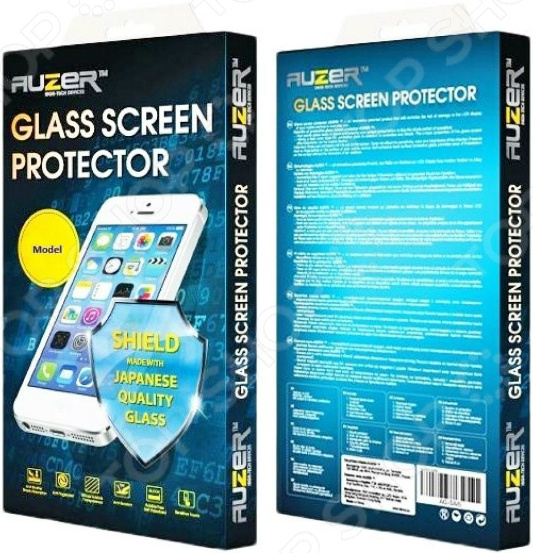 Защитное стекло Auzer AG-SHDE 2017 защитное стекло lg g4 auzer ag lgg4